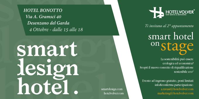 Smart Design Hotel - Smart hotel on stage